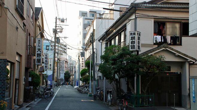 15年前の東京・山谷は今と一体何が違ったのか