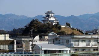 新幹線から眺める数分間の「天下統一の歴史」