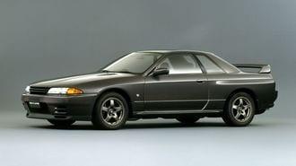 「R32GT-R」が今なお200万円以上で売れる理由