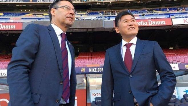 なぜ楽天はFCバルセロナに257億円払うのか