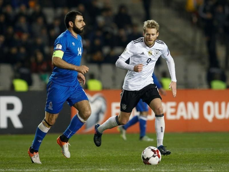 サッカーW杯欧州予選、ドイツが敵...