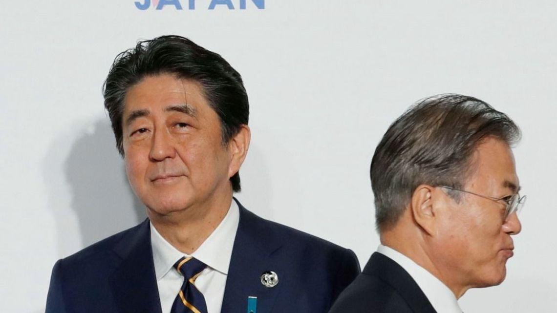 と 韓国 何 が 起き てる 日本