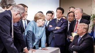 トランプの貿易戦争は欧州経済最大のリスク