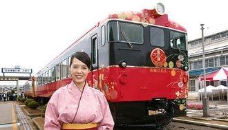 あの「加賀屋」と組んだ北陸観光列車の実力