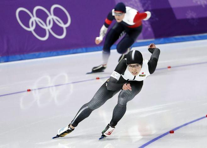 小平奈緒が500mで金、36秒94の五輪新記録