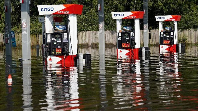 ハリケーン次々に襲来、原油価格はどうなる