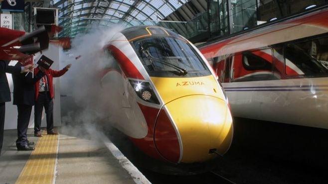 愛称は「あずま」、日立製「英国新幹線」の実力