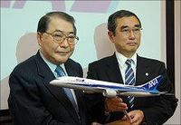全日空は社長交代で若返り、伊東新社長は航空不況下苦難の登板に