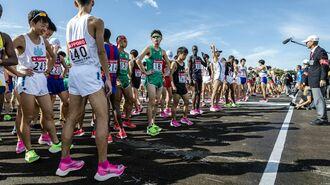 箱根駅伝、選手が「厚底」靴をあえて選ぶ5大理由