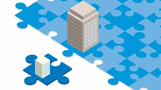 上場企業の9割が検討するM&A、6つの「買収戦略」