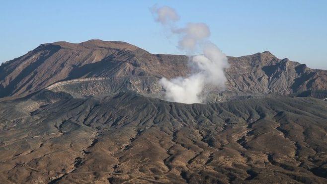 阿蘇山「カルデラ噴火」が、日本を壊滅させる