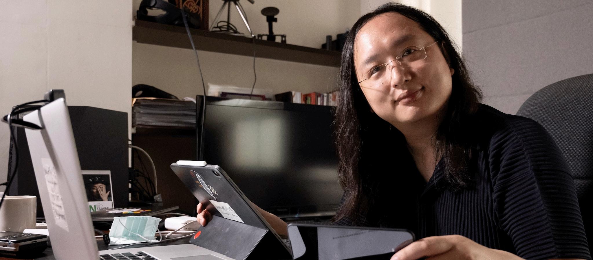 台湾デジタル大臣「唐鳳」を育てた教えと環境