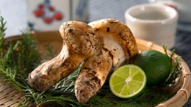 高級な松茸も、かつては椎茸より安かった?