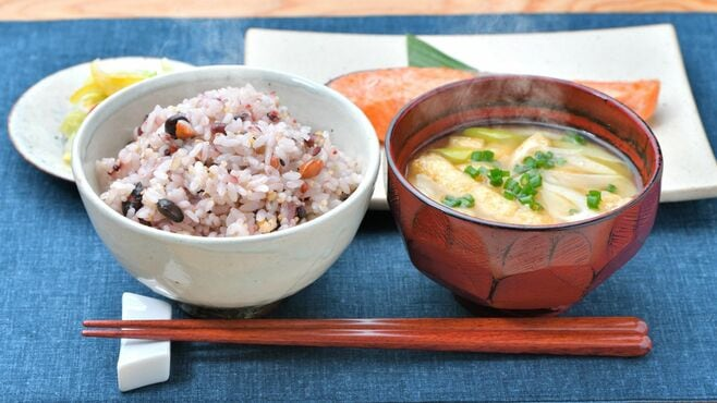 日本人なら簡単「最高の腸活」、食べ合わせ5品目