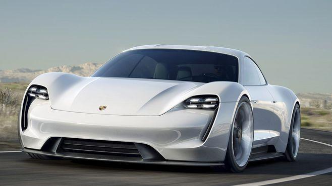 名門ポルシェ「EVスポーツカー」に込める狙い