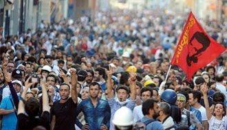 トルコ反政府デモは階級間闘争である