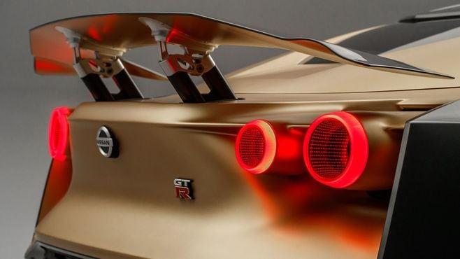 日産GT-R×イタルデザインのすさまじい実力