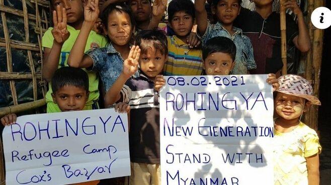 ロヒンギャとミャンマー国民に見た和解の兆し