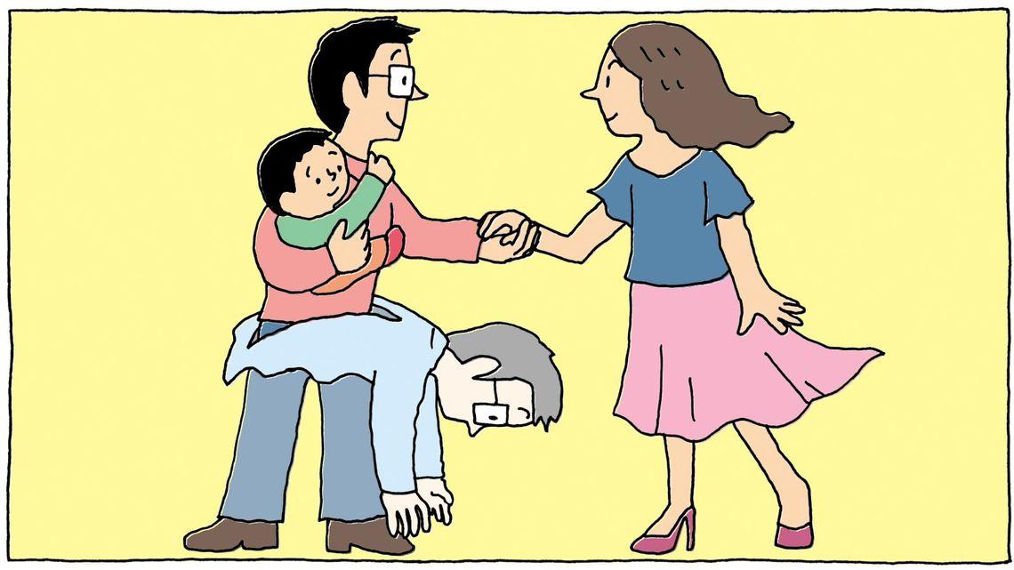 40代で突如、主夫になった男性の「...