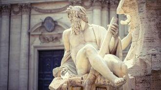 神なのに人間臭い「ギリシャ神話」凄い権力闘争