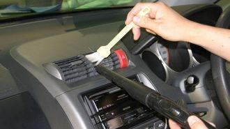 プロが伝授!車の中を掃除する5つのコツ