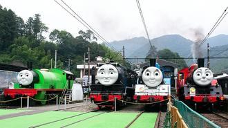 大井川鉄道、「グッズ」が象徴する経営の変化