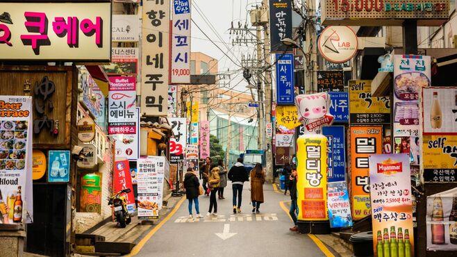 韓国を一言でざっくり表す「パリパリ文化」の意味