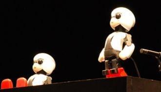人型ロボット、2013年 宇宙の旅