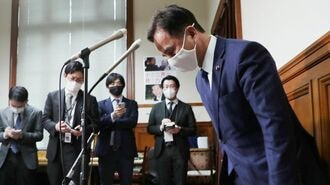 菅氏を窮地に追い込む与党議員「銀座の夜遊び」