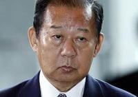 Japan's ruling party heavyweight to attend China's New Silk Road summit