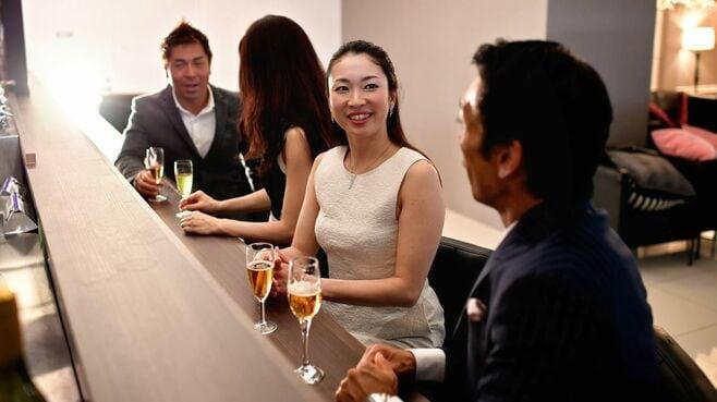 株価13倍会社主催の婚活パーティーに参加した