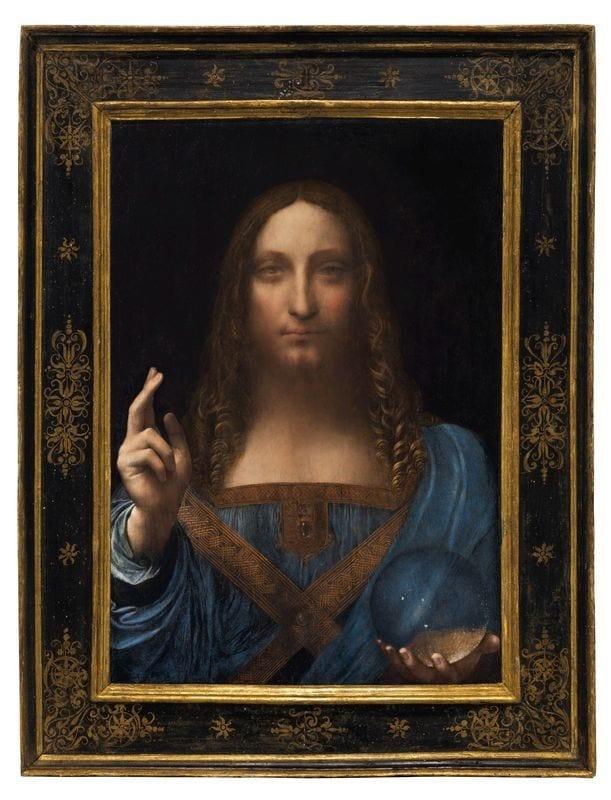 ダビンチの絵、史上最高額の508億円で落札 | ロイター | 東洋経済 ...