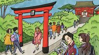 How to Visit a Temple or Shrine Like a Tokyoite