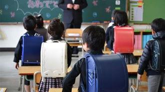 小学校入学後、子どもはまずココでつまづく