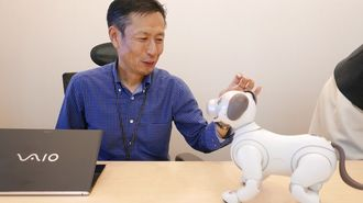 ソニーの開発責任者が語る新生アイボの未来