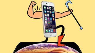 「古いiPhone」の魅力が急上昇している理由