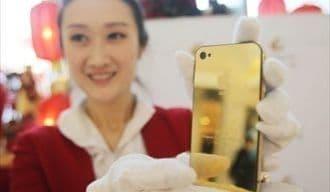 「iPhoneゴールド」は成金のシンボルか