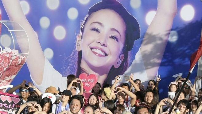 安室奈美恵と知事選に映る沖縄人の世代格差