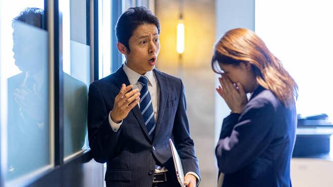 部下のやる気を削ぐ「八つ当たり上司」の対処法