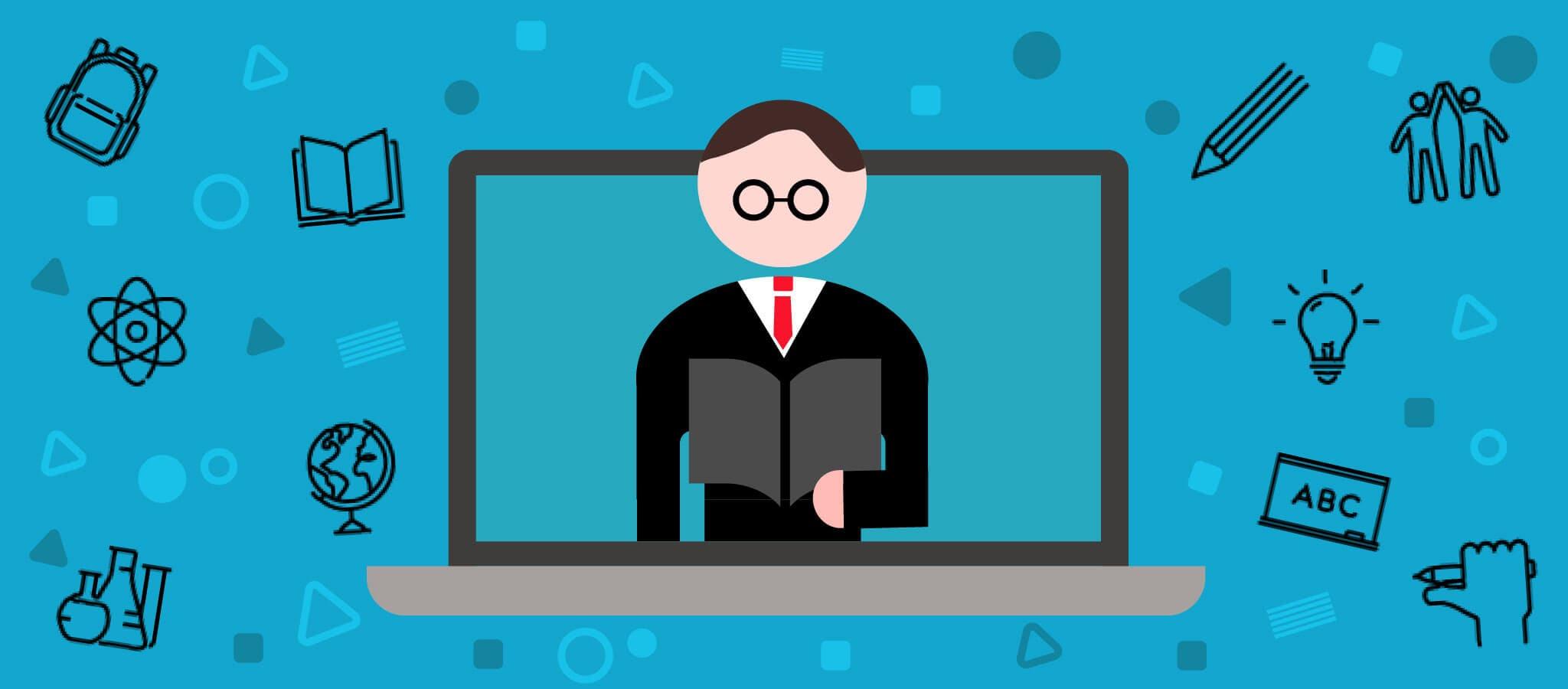 IT環境は整う一方、オンライン授業は課題多し