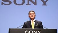 Sony Swings to Big First-Half Profit on Videogames, Weak Yen