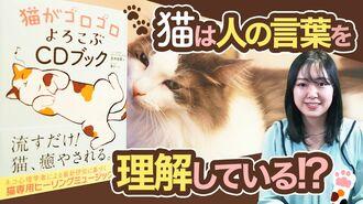 猫が自分の名前をちゃんと知ってる訳【動画】