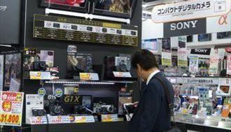 日本メーカーの牙城、デジカメ没落の危機