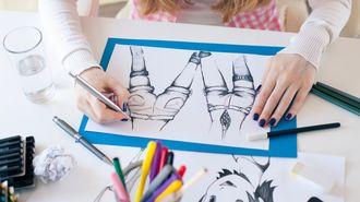 女子高生3人が「アニメ制作」に没頭する理由