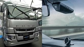 トラック大事故を防ぐ「後付けカメラ」の実力