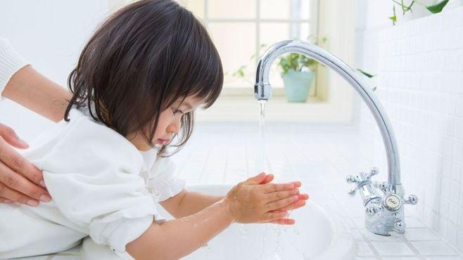 子どもを極端に清潔な環境で育てていいのか