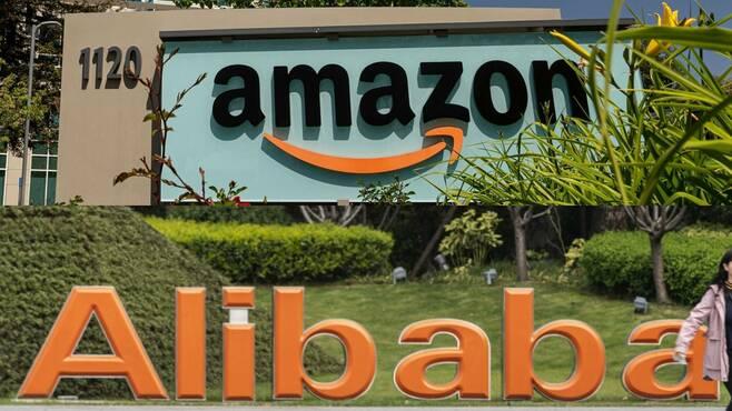 アマゾンとアリババの株価が映す米中政策の評価