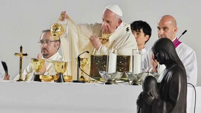 ローマ教皇38年ぶり訪日の「3つの意義」とは