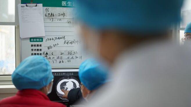 中国36歳コロナ患者が「退院後に死亡」の顛末