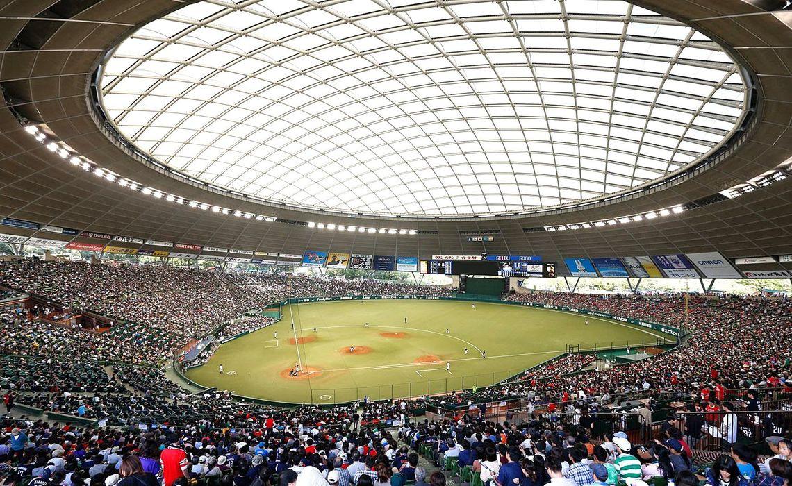 「埼玉西武ライオンズ ドーム」の画像検索結果